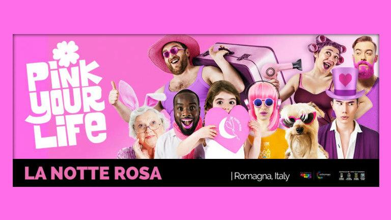 La Notte Rosa Riccione
