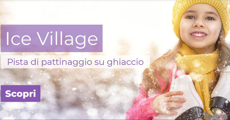 rimini ice village