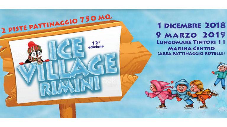 riccione ice village