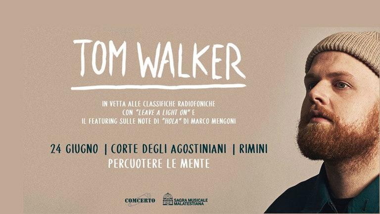 Tom Walker concerto