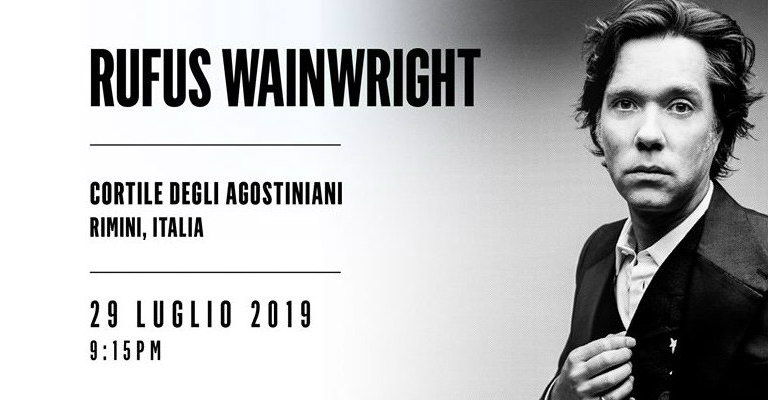 concerto Rufus Wainwright