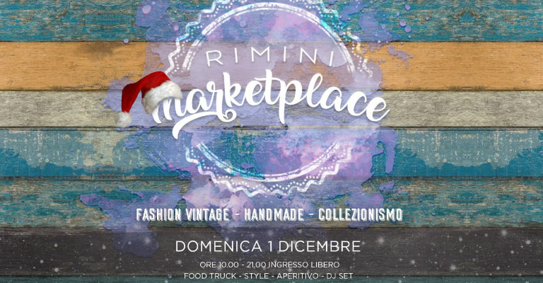 Rimini marketplace