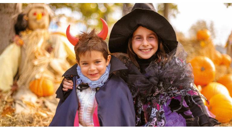 halloween ai parchi divertimento