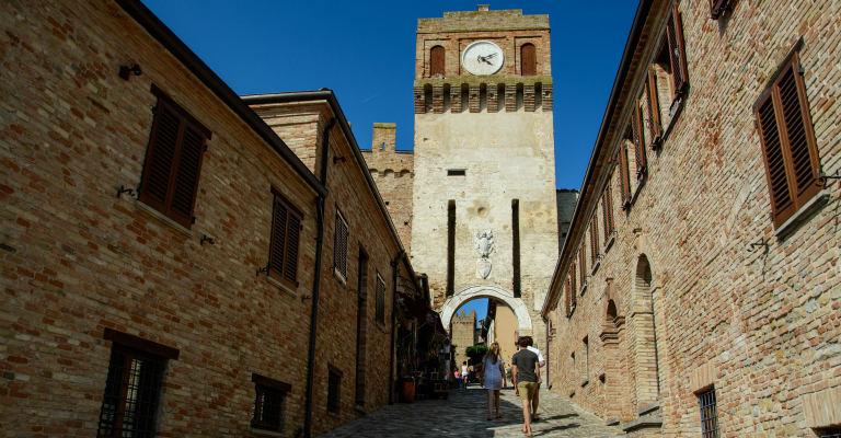 castello di vino gradara