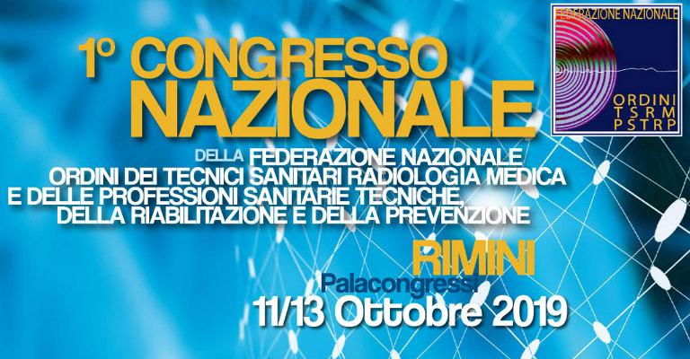 Congresso Nazionale Tecnici Sanitari Radiologia medica