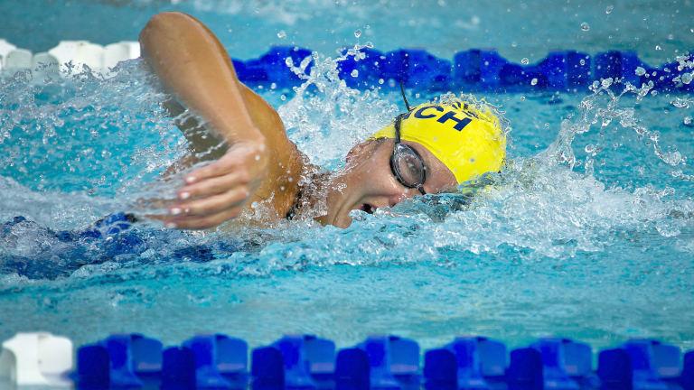 competizioni di nuoto riccione