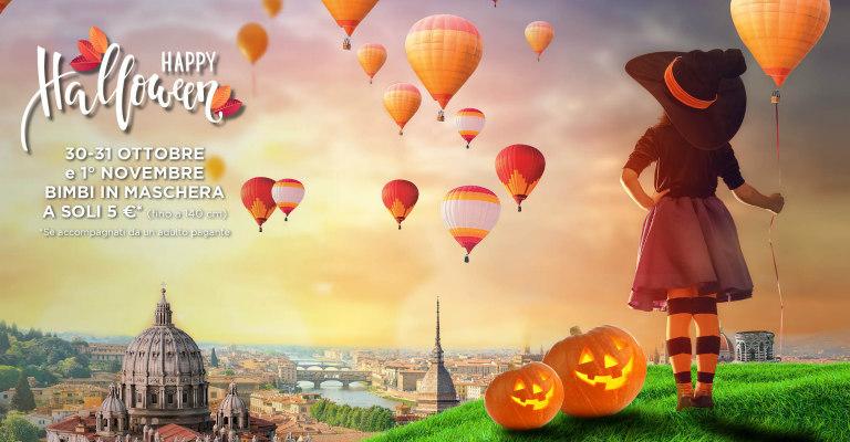 halloween italia in miniatura